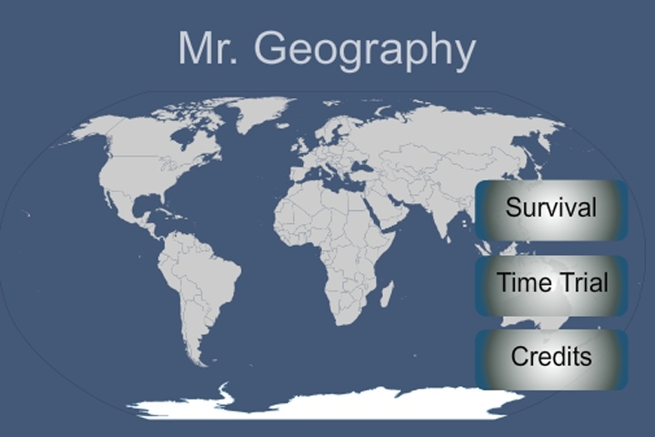 Mr. Geography Game