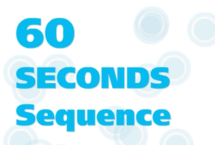 60 second sequence Game