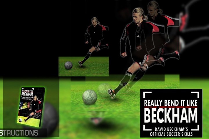 Really Bend It Like Beckham Game - MostFunGames.com