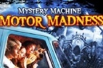 Scooby Doo Mystery Machine Motor Madness game free online