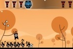 Patapon Beat Camp game free online