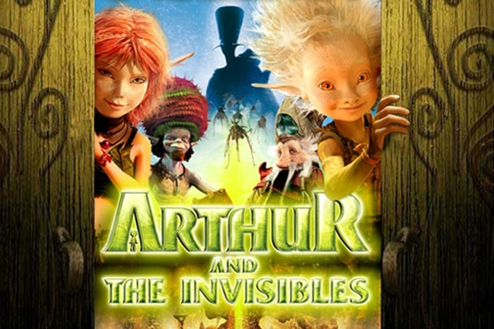 Arthur And The Invisibles LootShoot Game