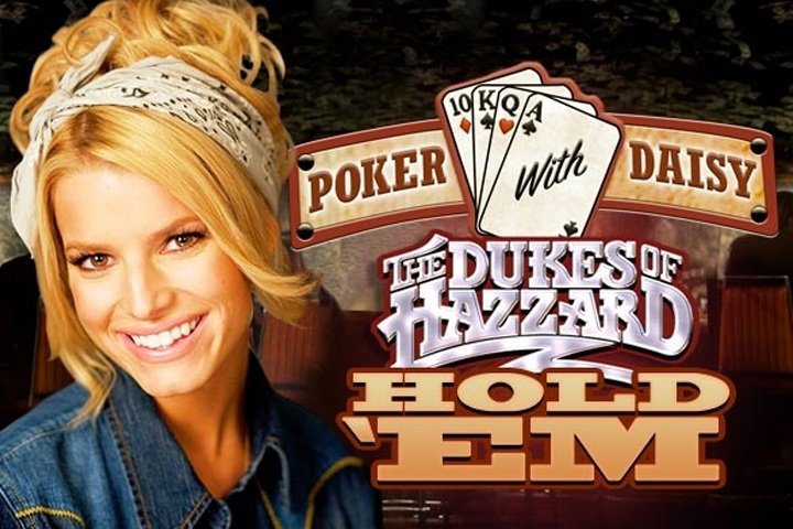 Dukes of Hazzard Poker with Daisy Game