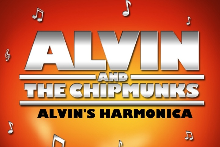Alvin And The Chipmunks - Alvins Harmonica Game