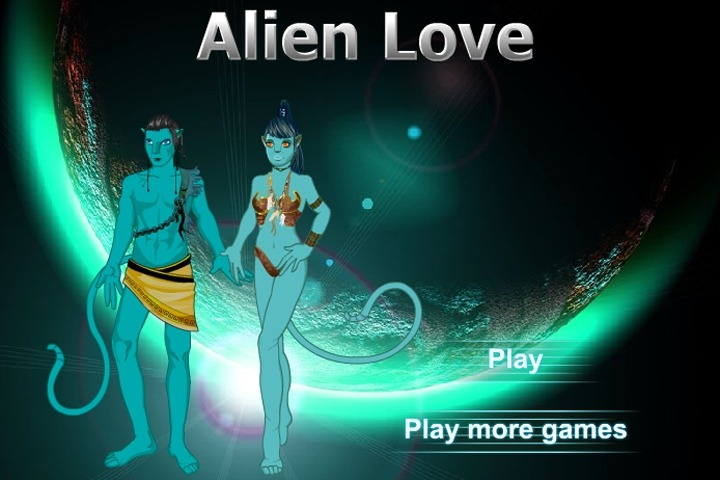 Avatar Alien dress up Game