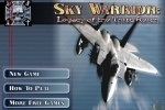 Sky Warrior Legacy of the Third Reign game free online