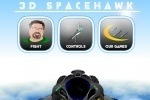 3D Spacehawk game free online