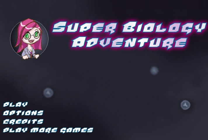 Super Biology Adventure Game