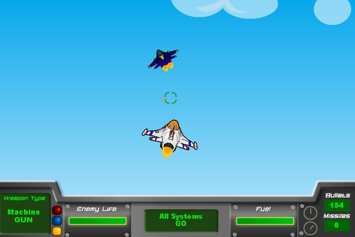Air Combat Training Game