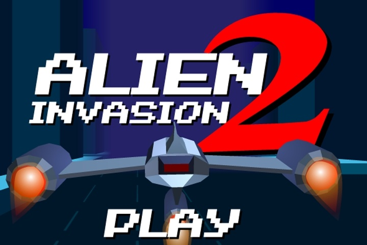 Alien Invasion 2 Game