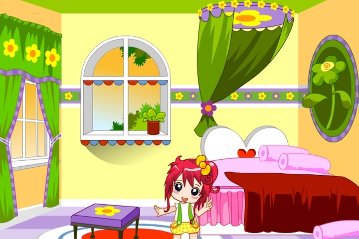 Sweet Room Decoration Game Decorating Games Games Loon