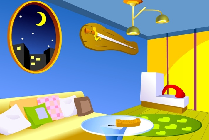 Lovely house decoration games