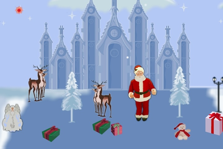 Outdoor Christmas Decor Game - Play Free Decorating games ...