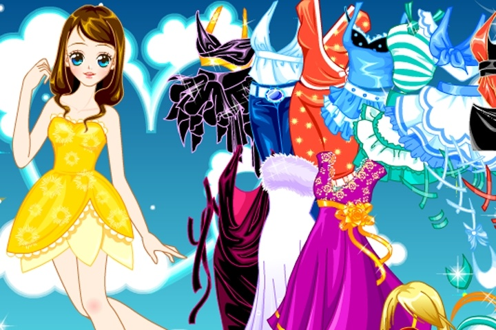 from Azariah angel girl flash game