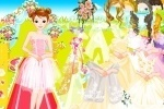 Dress Up Me For Wedding game free online