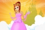 Beautiful Princess Elliana Dress Up game free online