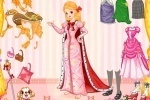 Korean Barbie Princess Dressup game free online