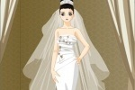Elegant Wedding Dress Up
