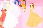 Little Princess Gown Dress Up game free online