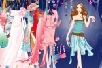 Graceful Fashion Princess Dress Up game free online