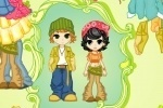 Girl And Boy Dressup