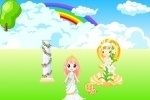 Heaven Land Decorator game free online