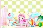 Little Baby Bathroom Decoration game free online