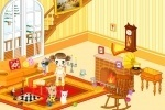 Doll House Living Room Decorations game free online