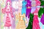Lovely Fashion Princess Dress Up game free online