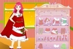 Luxurious Christmas Dress Up game free online