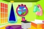 Green Room Decorations game free online
