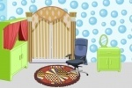 Barbie's Room Decoration game free online
