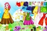 Pretty Princess Dress Up game free online
