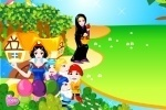 Princess Snow White And The Seven Dwarfs game free online