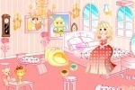 Princess Bedroom Make Over game free online