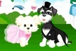 Puppy Dress Up game free online
