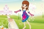 Royal Castle Princess Dress Up game free online