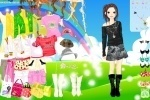 Royal Rainbow Princess Dress Up game free online