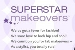 Barbie Super Star Makeovers game free online