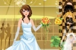 Sweet Bride Dress Up game free online