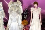 Vintage Wedding Gowns Dressup game free online