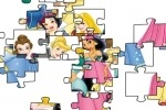 Disney Princesses Puzzle Jigsaw game free online