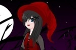 Witch Girl Dress Up game free online