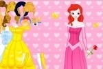 Disney Princess Dress up game free online