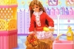Mimi Barbie And Her Dog Puzzle game free online