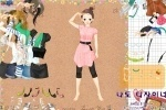 Belts and Jewels Dress Up game free online