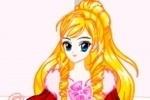 Princess Gown Dressup game free online