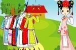 Chinese Princess Dressup game free online