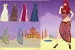 Desert Princess Dress Up game free online
