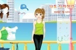 Boulevard Dress up game free online